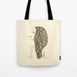 yellow rasta Tote Bag