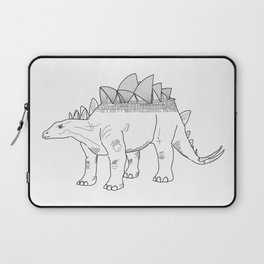 Sydney the Stegosaurus Laptop Sleeve