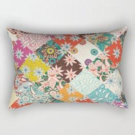 sarilmak patchwork Rectangular Pillow