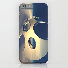Metallic Space Pods Slim Case iPhone 6s