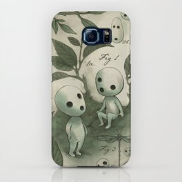 Natural Histories - Forest Spirit studies iPhone Case