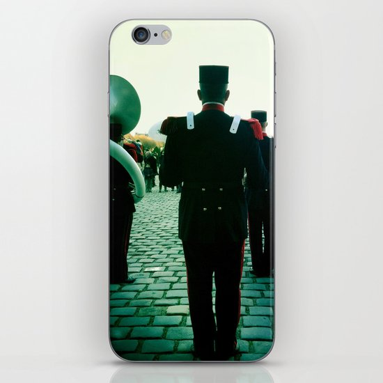 Marching Band iPhone & iPod Skin