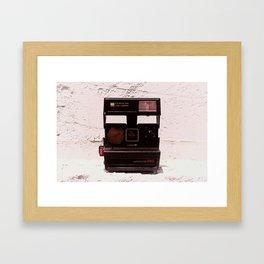 Sun 660 AF, 1981 Framed Art Print
