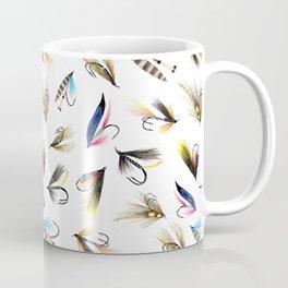 Classic Salmon Fishing Flies Coffee Mug