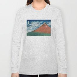 Fine Wind, Clear Weather (Gaifū kaisei) Long Sleeve T-shirt