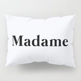109. Mrs Pillow Sham
