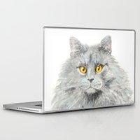zelda Laptop & iPad Skins featuring Zelda by Priscilla Moore