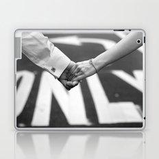 Hand In Hand | Love | Engagement Laptop & iPad Skin