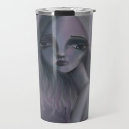Pastel Sadness Travel Mug