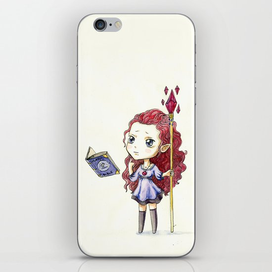Magic Muffin iPhone & iPod Skin