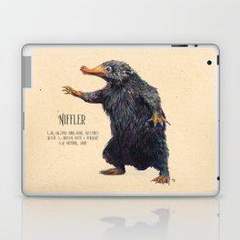 Niffler art Fantastic Beasts Laptop & iPad Skin