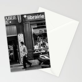 Satelis (Montmartre; Paris) Stationery Cards