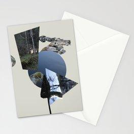Vinnesvatnet (Lake Vinnes) Stationery Cards