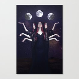 """""""Hecate"""" Canvas Print"""