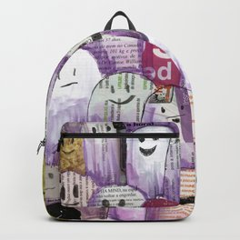 ghost magazine Backpack