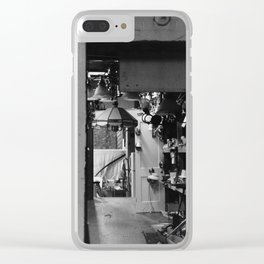 Where One Door Closes Clear iPhone Case