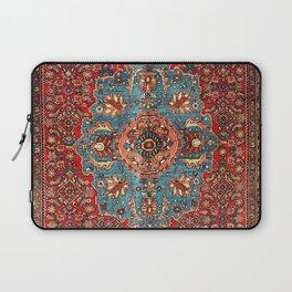 Bidjar Antique Kurdish Northwest Persian Rug Print Laptop Sleeve