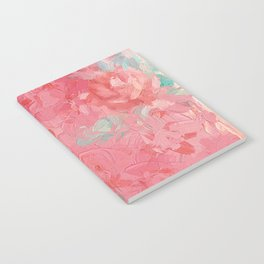 Painted Roses Notebook