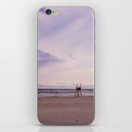 Winter On The Seaside II iPhone Skin