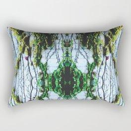 Vine Wall Rectangular Pillow