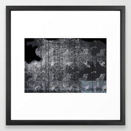 Gulf Framed Art Print