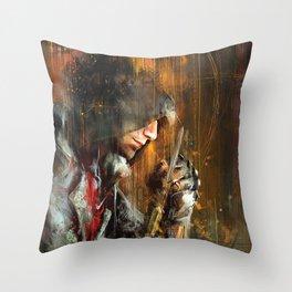 Jacob Frye  0.2 Throw Pillow