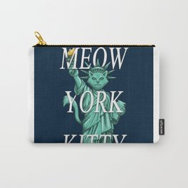 Meow York Kitty Carry-All Pouch