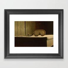 Protection Framed Art Print