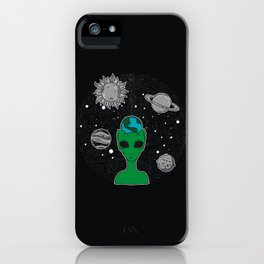 Invasions iPhone Case