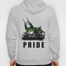 Aromantic Pride Demon Hoody