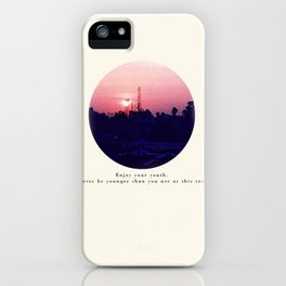 Youth iPhone Case