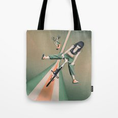 Happy Joyride Tote Bag