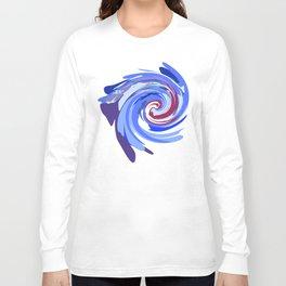 Butterflies in Storm Long Sleeve T-shirt