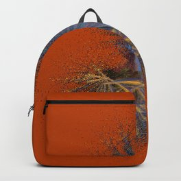 Catherine Wheel Backpack