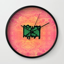 Delica Wall Clock