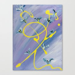 Visions of Sugar Plums Canvas Print