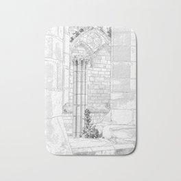 Furness Abbey Pillar Bath Mat