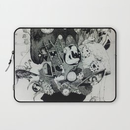 Thoughts Laptop Sleeve