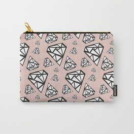 Diamonds are a girl's best friend Carry-All Pouch