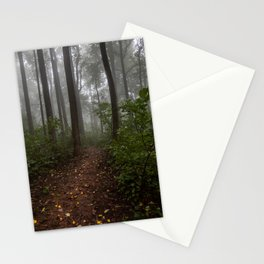 Smoky Mountain Summer Forest IX - National Park Nature Photography Stationery Cards