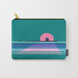 Moonlit Submarine Carry-All Pouch