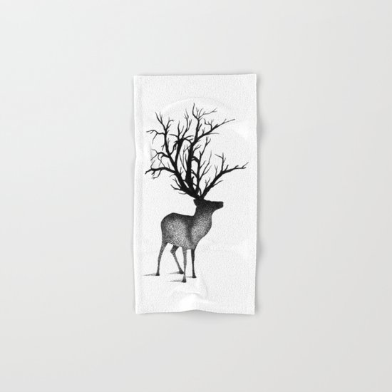 INTO THE WOODS Hand & Bath Towel