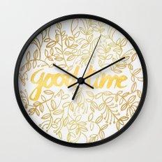 Good Time Wall Clock