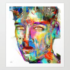 Unaffected Art Print