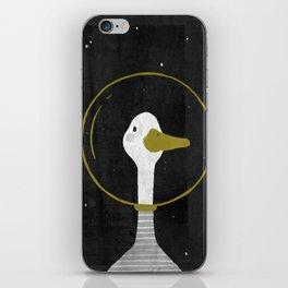 Space Goose iPhone Skin