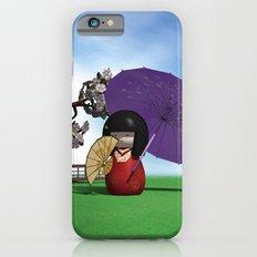 Kokeshi Doll Slim Case iPhone 6s