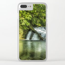 Lower North Falls Clear iPhone Case