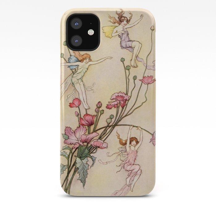 plant spirits iphone 11 case