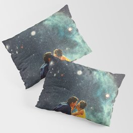 I'll Take you to the Stars for a second Date Pillow Sham