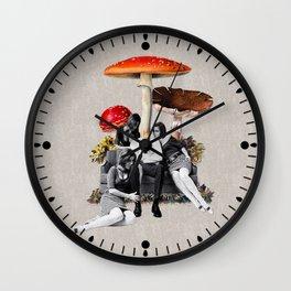 Upper Class Dealer Wall Clock